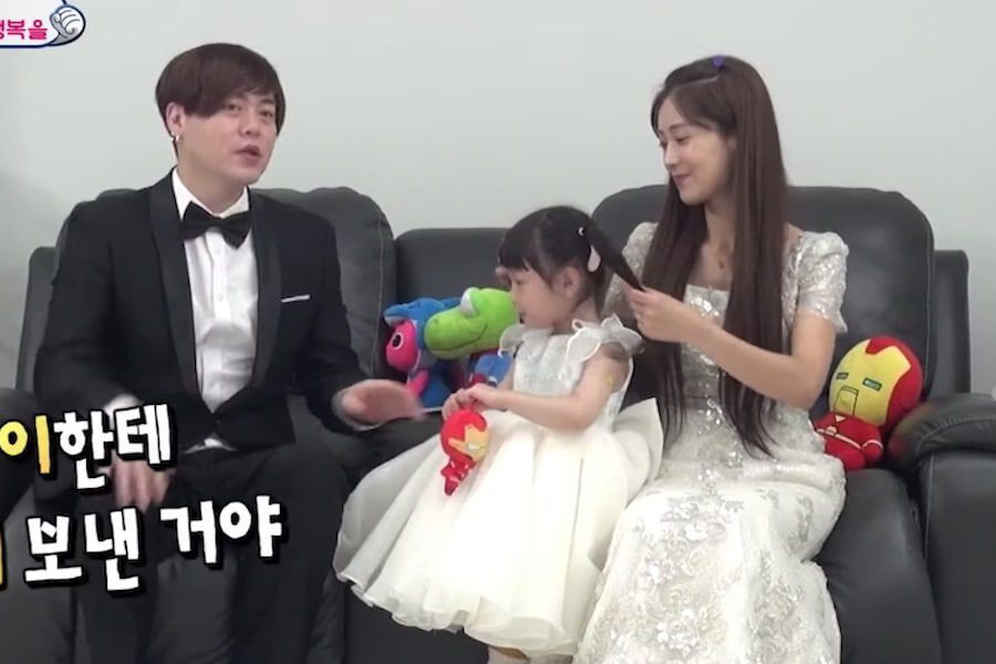 Moon Hee Jun And Soyul Send Their Daughter A Message To Her Future Self In Final The Return Of Superman Appearance Soompi