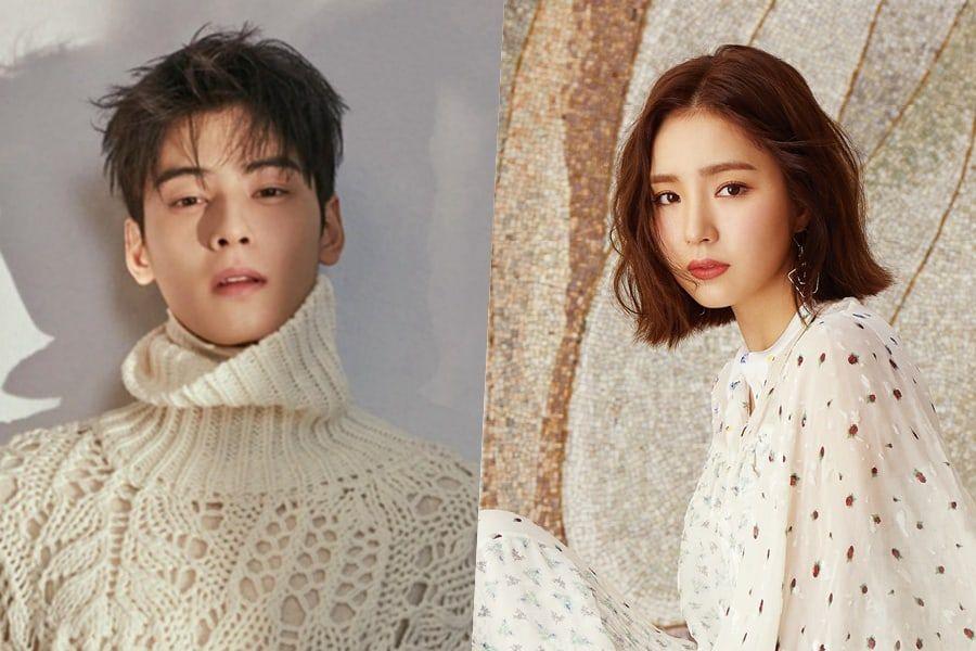 Cha Eun Woo Confirmed To Join Shin Se Kyung In Upcoming Historical Drama