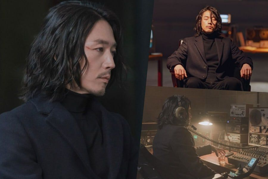 """Jang Hyuk Compares His Characters In """"Tell Me What You Saw"""" And """"Voice"""""""