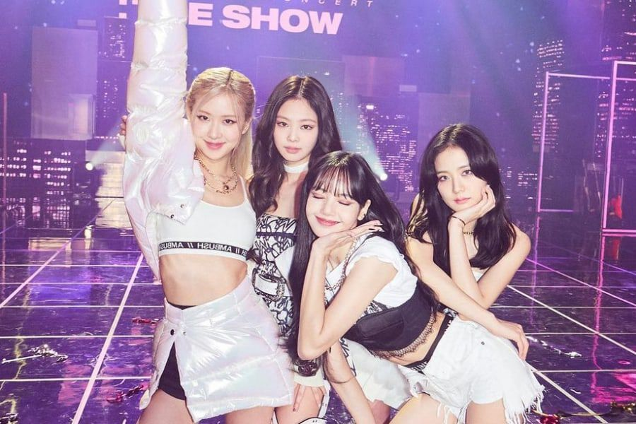 "YG Reveals Which Countries Had The Most People Tuning In To BLACKPINK's Online Concert ""THE SHOW"""