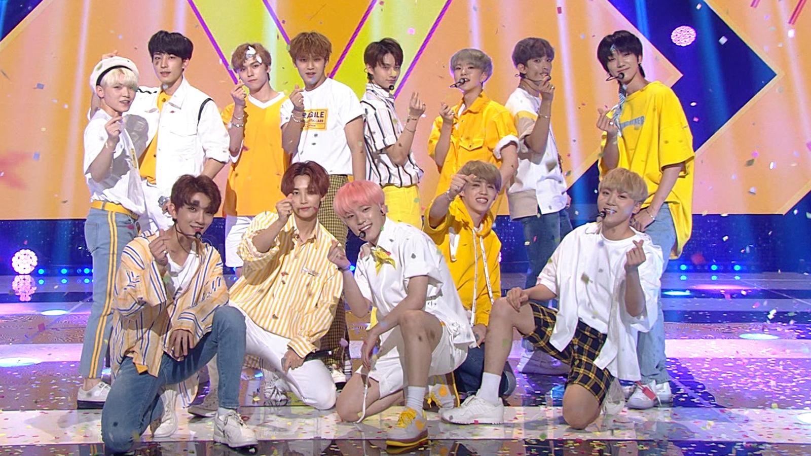 Music Bank K-Chart Episode 939