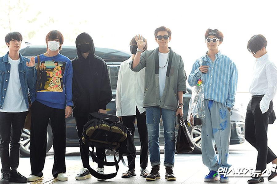 222ac6b0714e5 Beyond The Stage: A Look At The BTS Members' Personal Fashion Styles ...