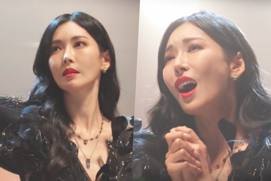 """Watch: Kim So Yeon Perfects Her Opera Performance + Explains Dress Choice In """"The Penthouse 3"""" Rehearsal"""