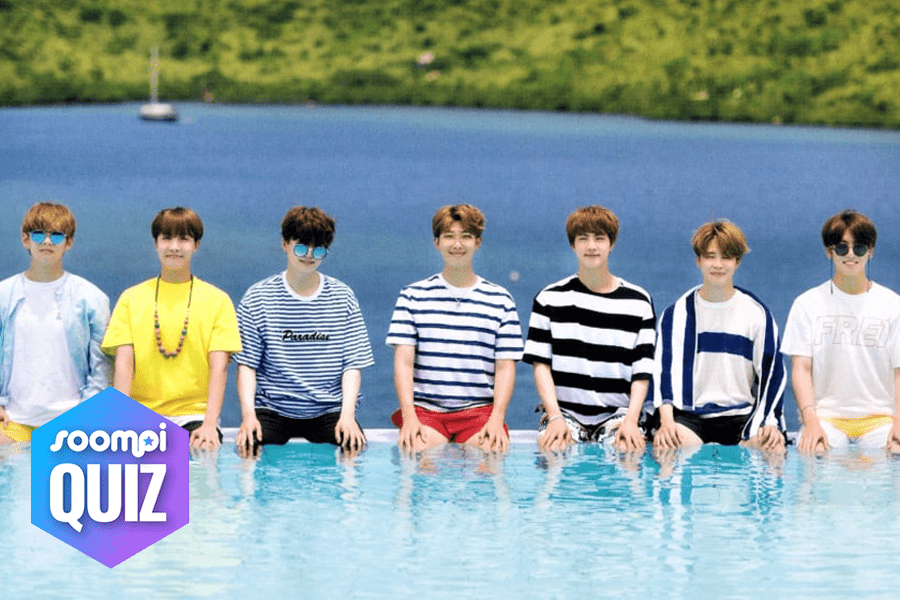 Quiz Which Bts Member Should You Go On Holiday With Soompi