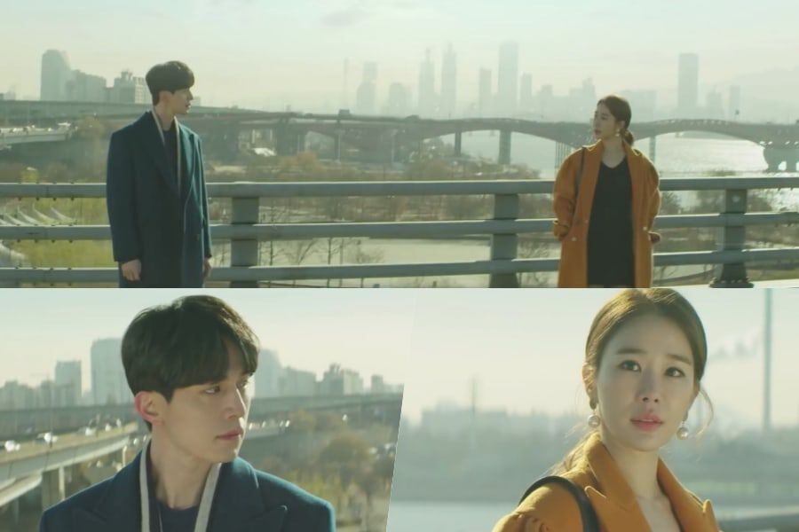 Watch: Lee Dong Wook And Yoo In Na Are Rekindling All Our