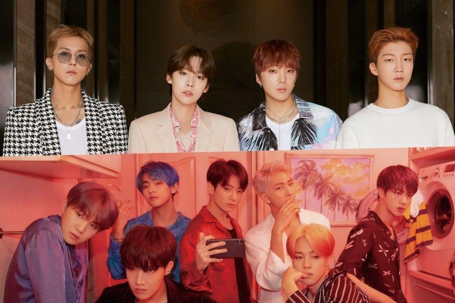 WINNER logra la doble corona en las listas semanales de Gaon; BTS continúa reinando en la lista social