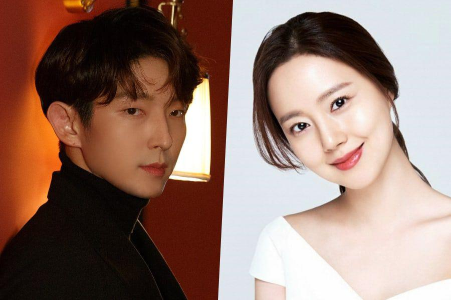 Lee Joon Ki dan Moon Chae Won
