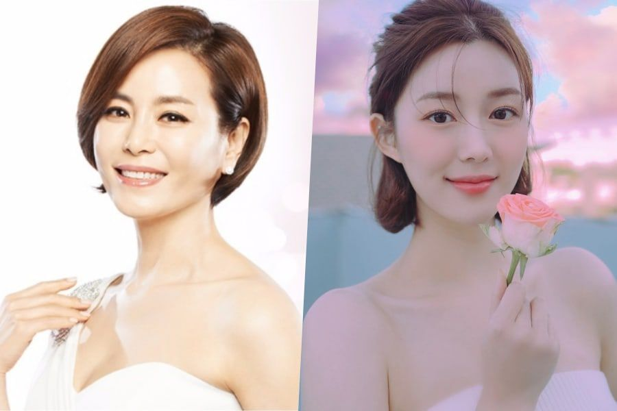 Actress Kyun Mi Ri Shares Brief Encouragement In Response To Her Daughter Lee Da In's Dating News