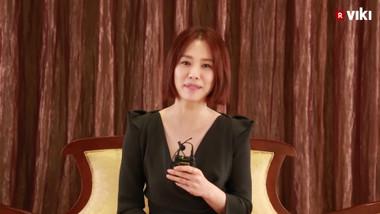Kim Hyun Joo's Shoutout to Viki Fans: Fantastic