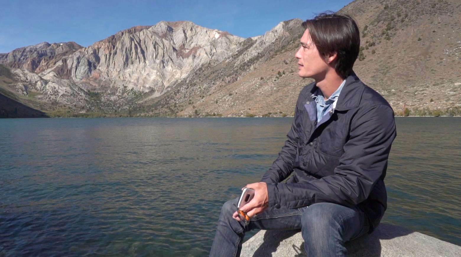 Ricky Traveling Alone