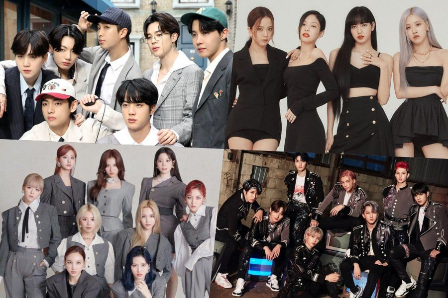 Spotify Reveals Top K-Pop Artists Of 2020 + BTS Scores No. 6 Among Top Overall Artists