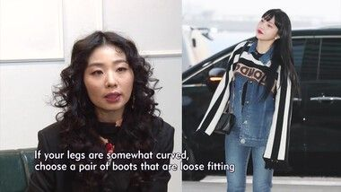 Showbiz Korea Episode 2337: Lee Yu-bi(이유비) & Joy(조이, Red Velvet)! Celebrities' Long boots Fashion