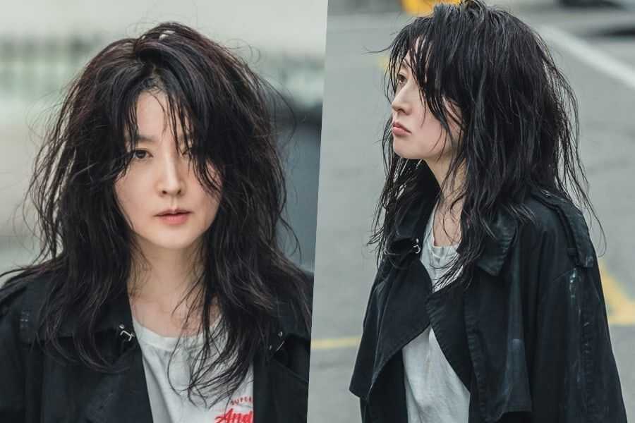 Lee Young Ae Is A Complete Mess In Upcoming Mystery-Comedy Drama