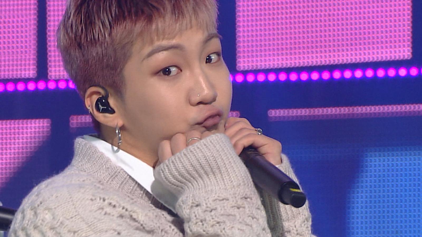 SBS Inkigayo Episode 987