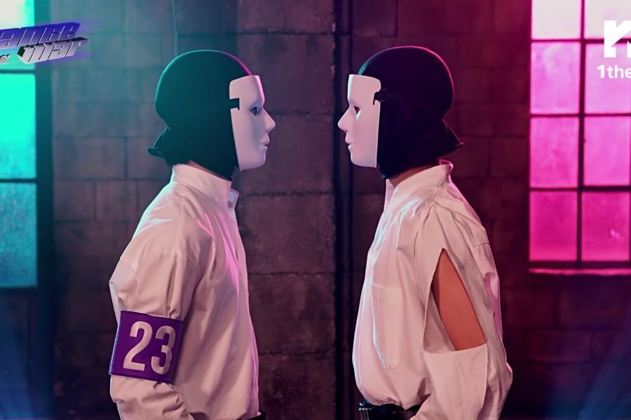 "Watch: ""Dance War"" Unveils Final Round Of Masked Idol Dancer Competition"