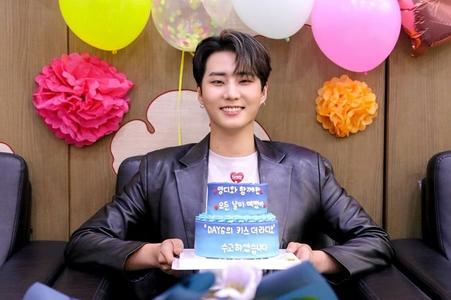 DAY6's Young K Enlists In The Military And Shares Sweet Message To Fans