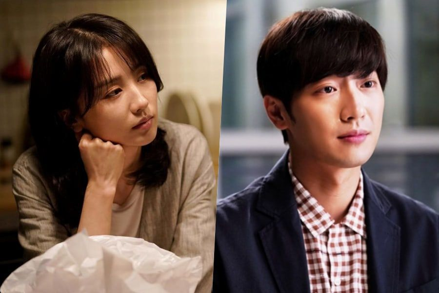 Park Ha Sun Feels Empty Until She Meets Lee Sang Yeob In Upcoming Drama About Forbidden Love