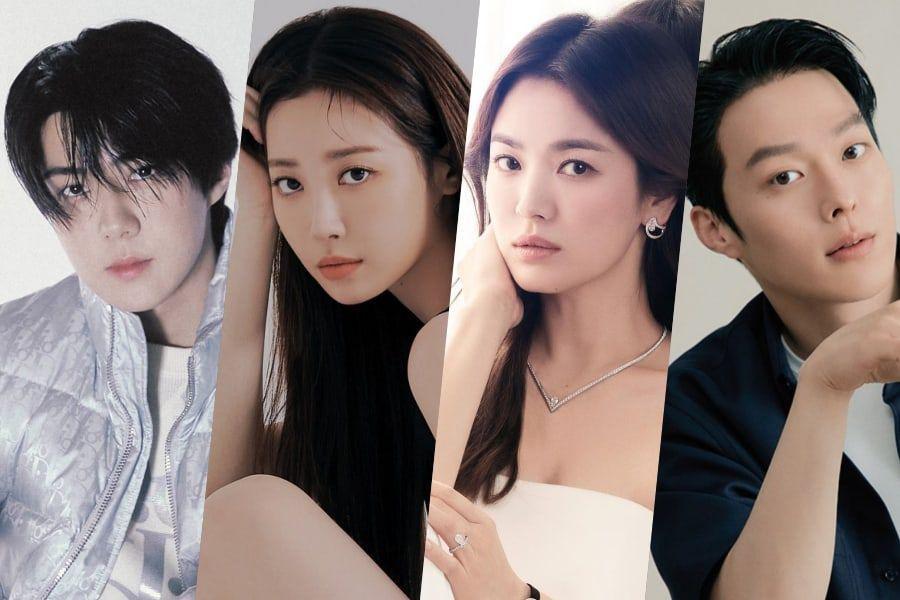 EXO's Sehun And Girl's Day's Yura Confirmed To Join Song Hye Kyo And Jang  Ki Yong's New Drama | Soompi