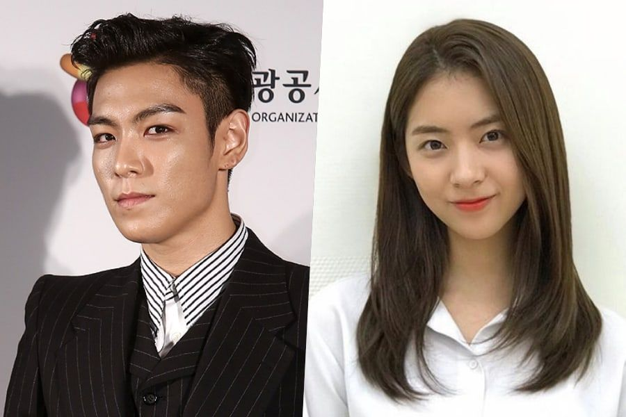 BIGBANG's T.O.P And Kim Ga Bin Involved In Dating Rumors + YG Responds
