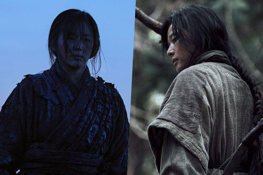 "Jun Ji Hyun Is Alone In The Cold And Desolate North In ""Kingdom: Ashin Of The North"""