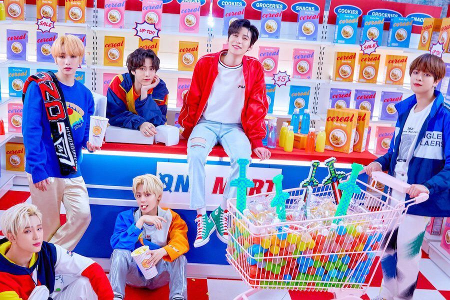ONEUS Shares Details For 1st Digital Single And Reveals Colorful Concept Photos