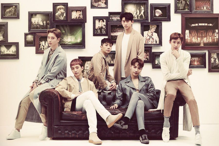 2PM's Best Of Album Tops Oricon's Daily Albums Chart