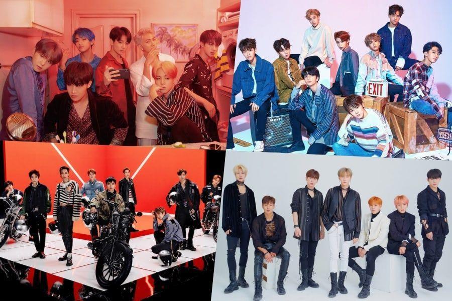 Tumblr împarte cele mai bune vedete K-Pop din 2019 și multe altele pe site