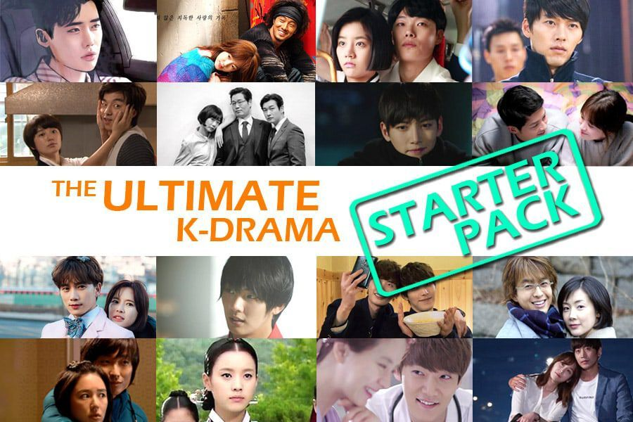 22 K-Dramas You Need To Check Out If You're New To Dramaland