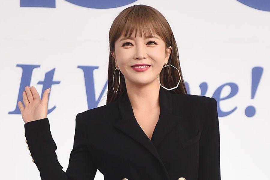 Hong Jin Young Establishes Her Own Agency After Settling ...