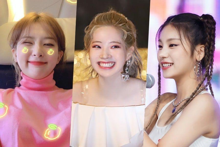 Female Idols With Monolids That Shape Charming Eye Smiles Soompi