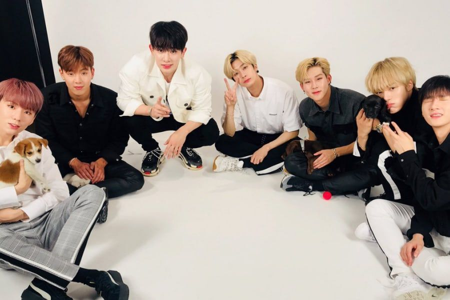 Watch Monsta X Names Their Favorite Lyrics Which Member They D Switch Bodies With And More Soompi