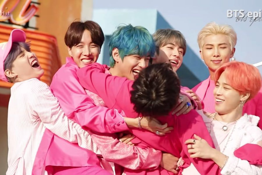 Watch Bts Is Full Of Laughter And Passion Behind The Scenes Of