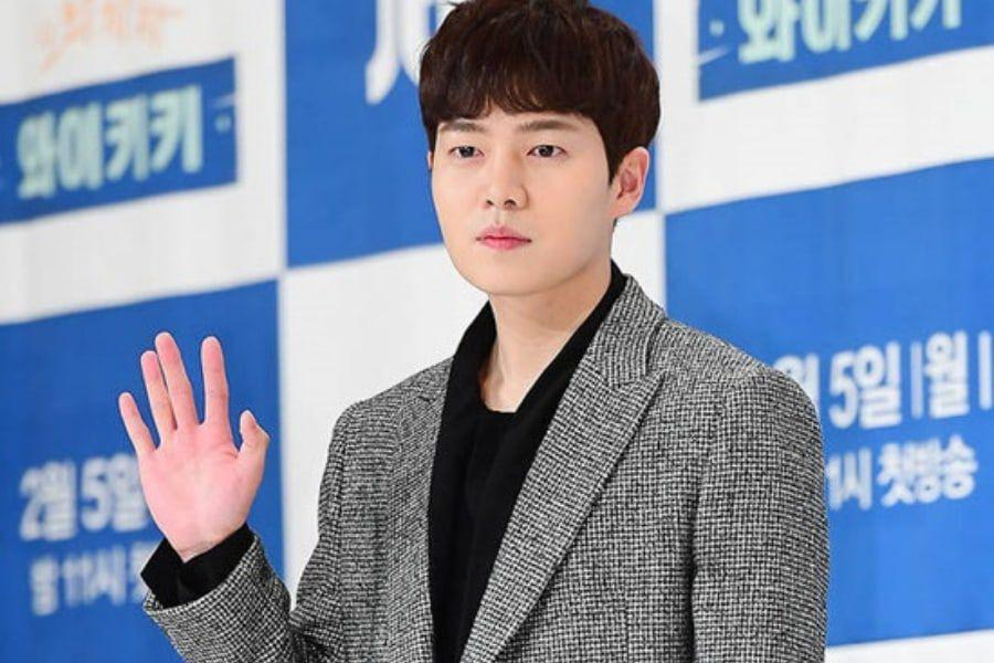 Son Seung Won Revealed To Have Asked Actor Jung Hwi To Take Blame For Drunk Driving