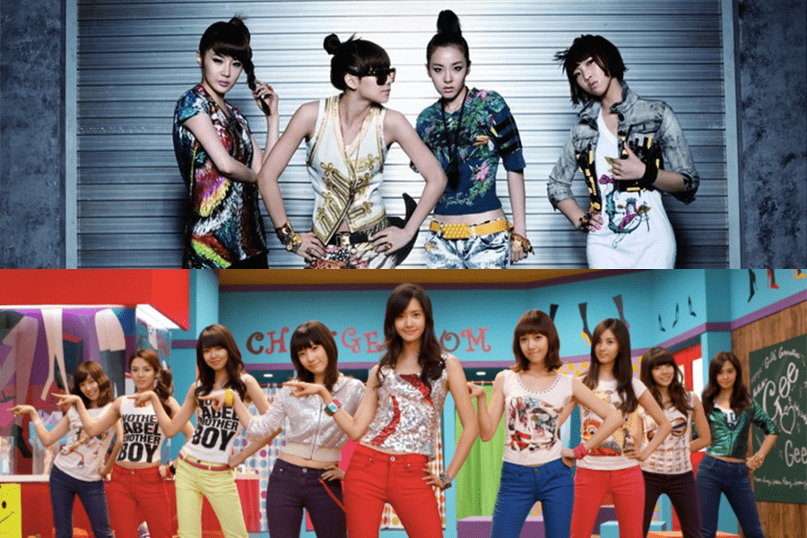 12 canciones de K-Pop que no podemos creer que cumplan 10 años