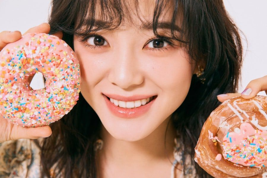 Kim Sejeong Announces Official Fan Club Name