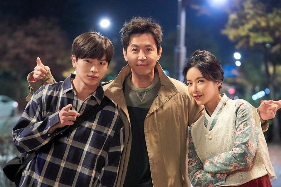 Watch Hwang Jung Eum Btob S Yook Sungjae And More Bid Farewell To Mystic Pop Up Bar Soompi