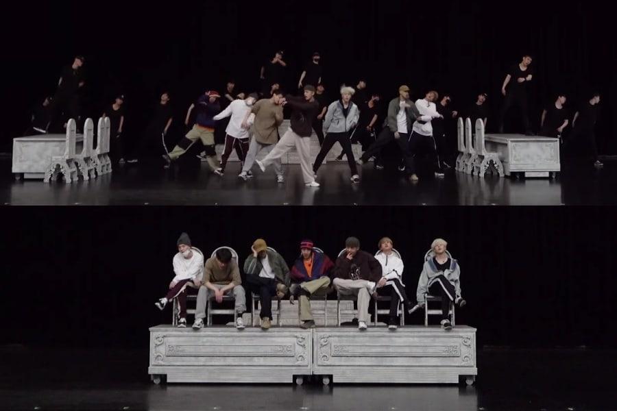 Watch: BTS Releases Riveting Dance Practice Video Of