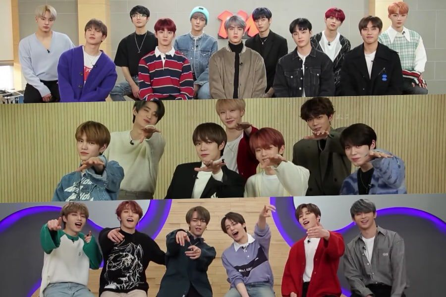 "Watch: ""Road To Kingdom"" Boy Groups Share Their Excitement For Upcoming Competition"