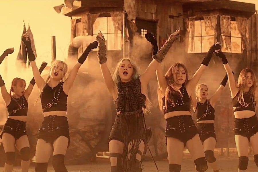 "Update: AleXa Drops Fierce Performance Teaser For ""Revolution"" Comeback 