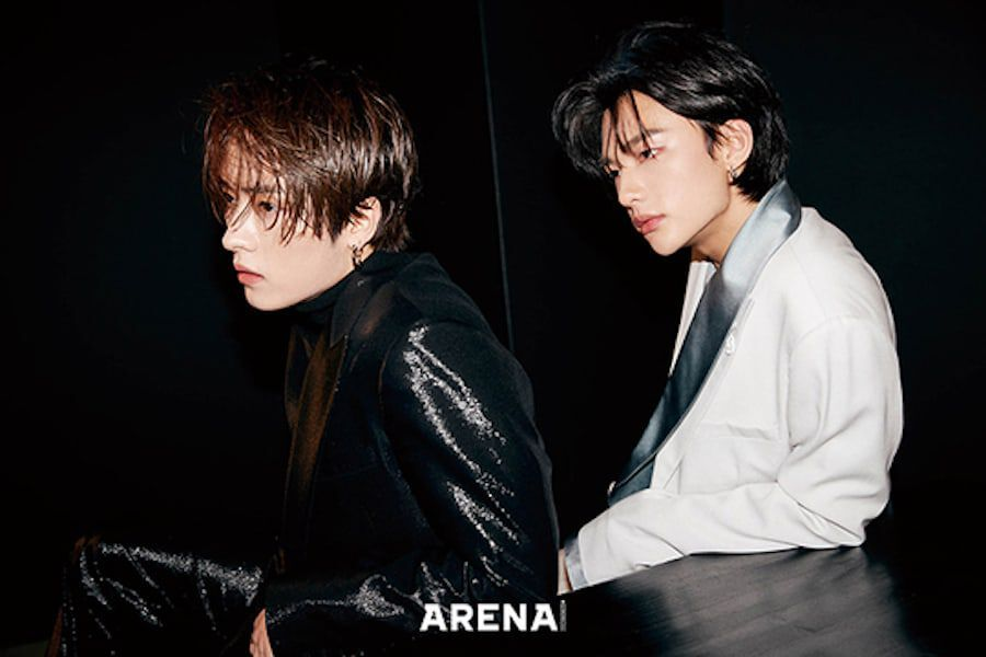 Stray Kids' Lee Know And Hyunjin Talk About Dancing, Music, And What They Want To Be Known For