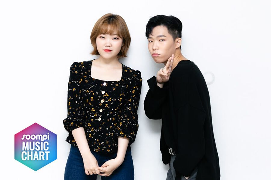 "AKMU's ""How Can I Love The Heartbreak, You're The One I Love"" Maintains No. 1; Soompi's K-Pop Music Chart 2019, November Week 2"