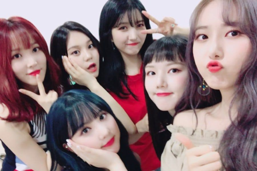 GFRIEND Talks About Their Future And Being Compared To SISTAR