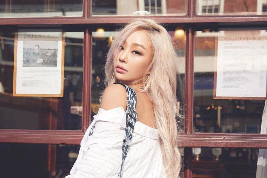 Hyolyn Announces Fan Club Name