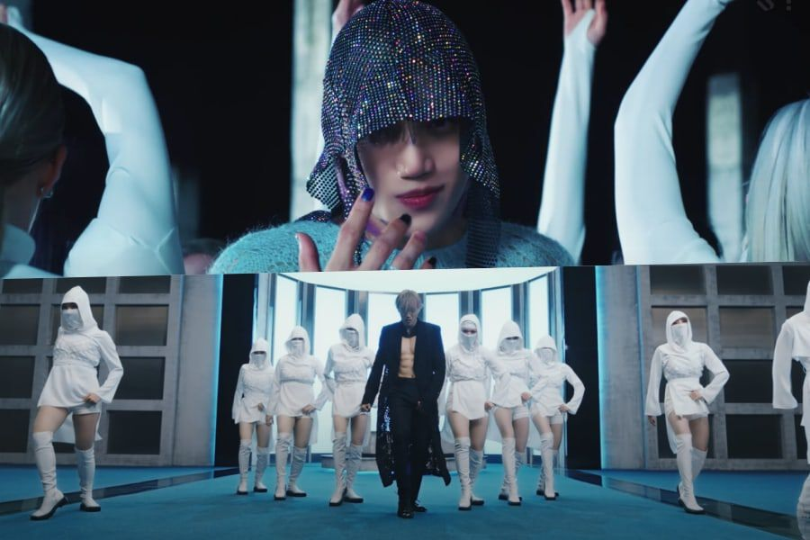 """Watch: EXO's Kai Drops Alluring MV For Solo Debut Track """"Mmmh"""""""