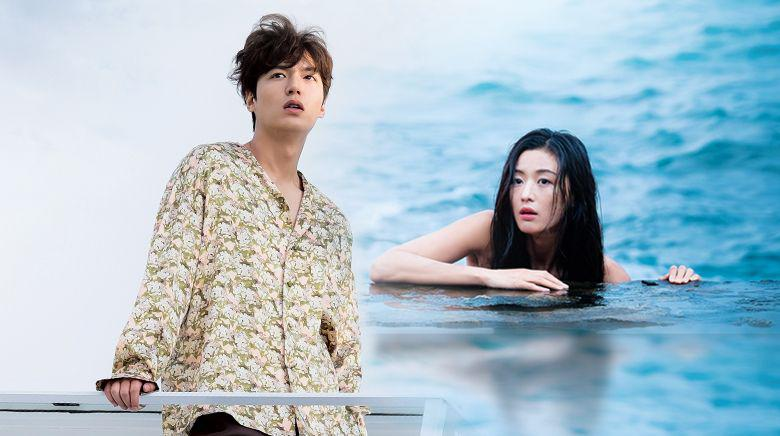 The Legend of the Blue Sea Episode 10 - 푸른 바다의 전설