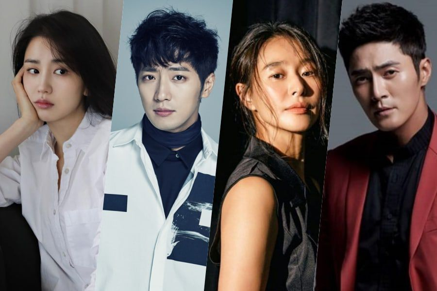 Park Ha Sun, Lee Sang Yeob, Ye Ji Won, And Jo Dong Hyuk Confirmed For Upcoming Remake Of Japanese Drama