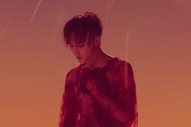 "G-Dragon's ""Untitled, 2014"" Becomes His 3rd Solo MV To Reach 100 Million Views"