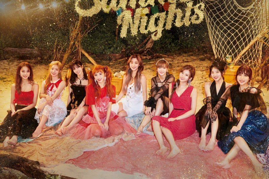 """Watch: TWICE Adorably Hypes Their Own Comeback With """"Dance The Night Away""""    Soompi"""