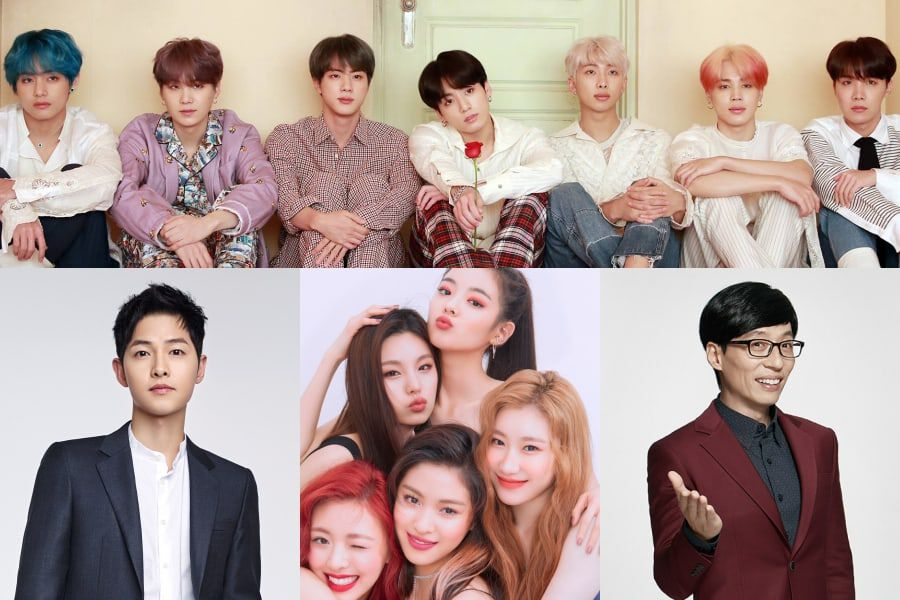 Entertainment Industry Experts Vote On Key Players Representing Hallyu