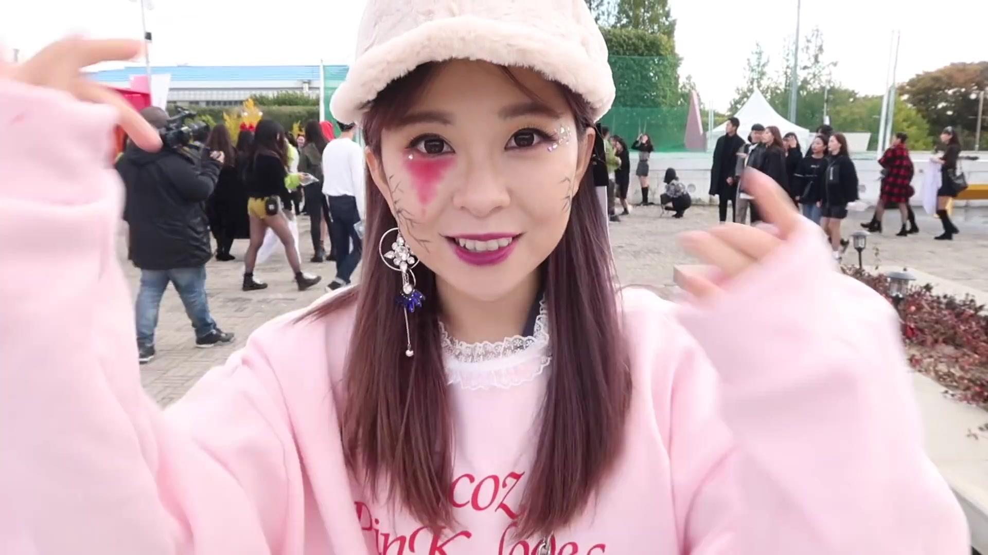 itsjinakim Episode 57: Crazy Halloween Night in Seoul [Itsjinakim]